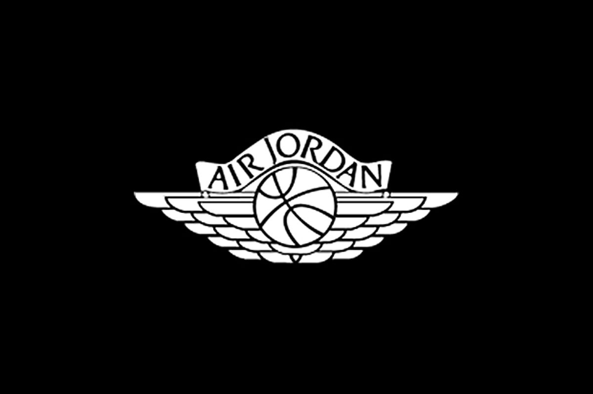 Air jordan wings logo in Air Jesus