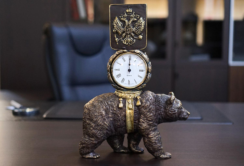 Пожалуй, лучший подарок для настоящих патриотов – часы «Держава».