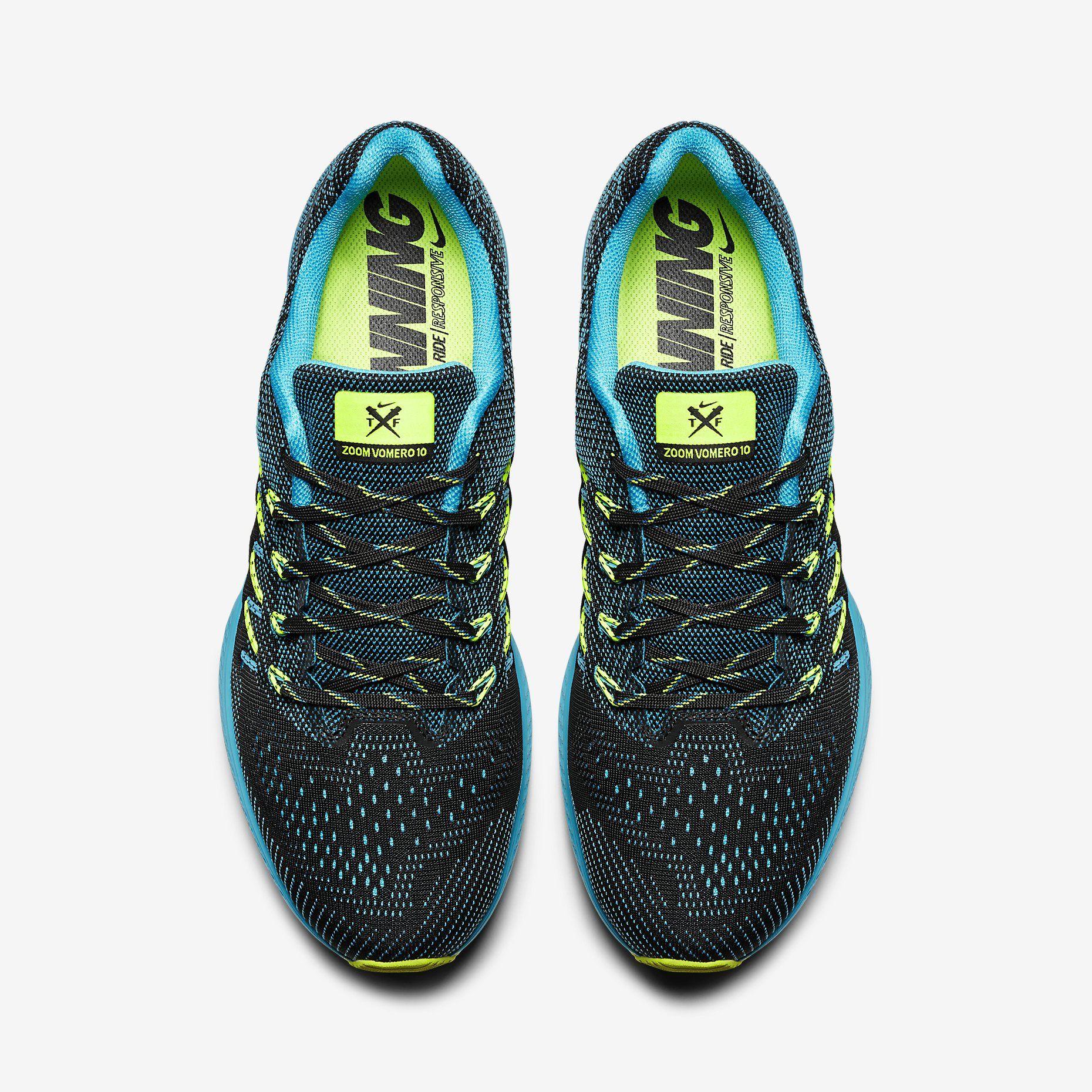 papi llenar Confiar  Nike Air Zoom Vomero 10 Men's Running Shoe. Nike Store UK | Zapas,  Indumentaria