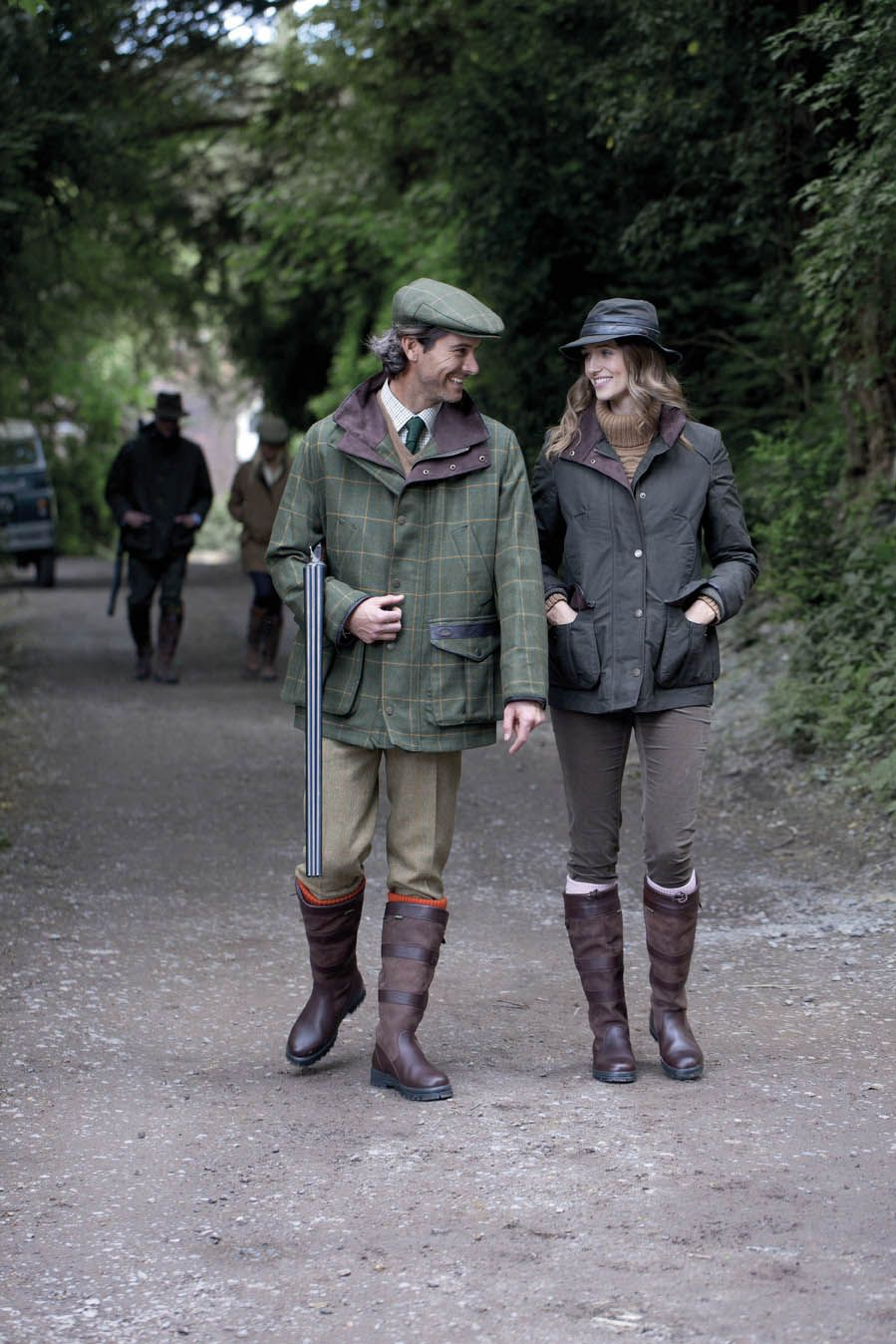 You can't beat a weekend in the country doing a spot of hunting. Dubarryboots
