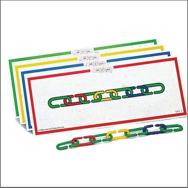 learning links preschool link n learn activity cards prek math 918
