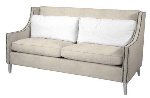 Candice Olsen Naomi Sofa In Sensation Fabric Furniture Design