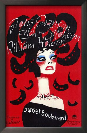 Sunset Boulevard at AllPosters.com