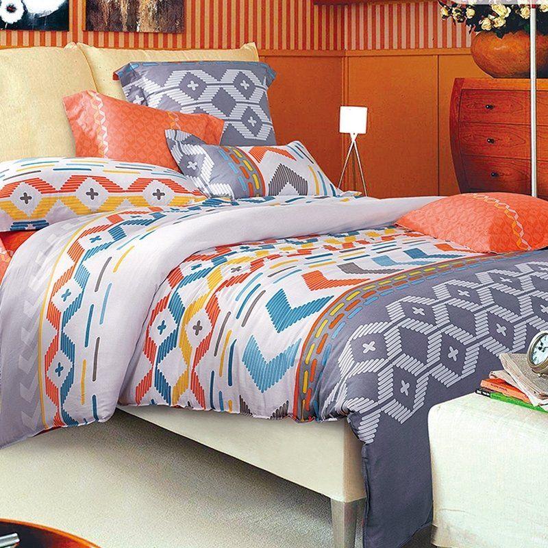 Aztec Southwestern Bedding Bedspread Bedroom Sets