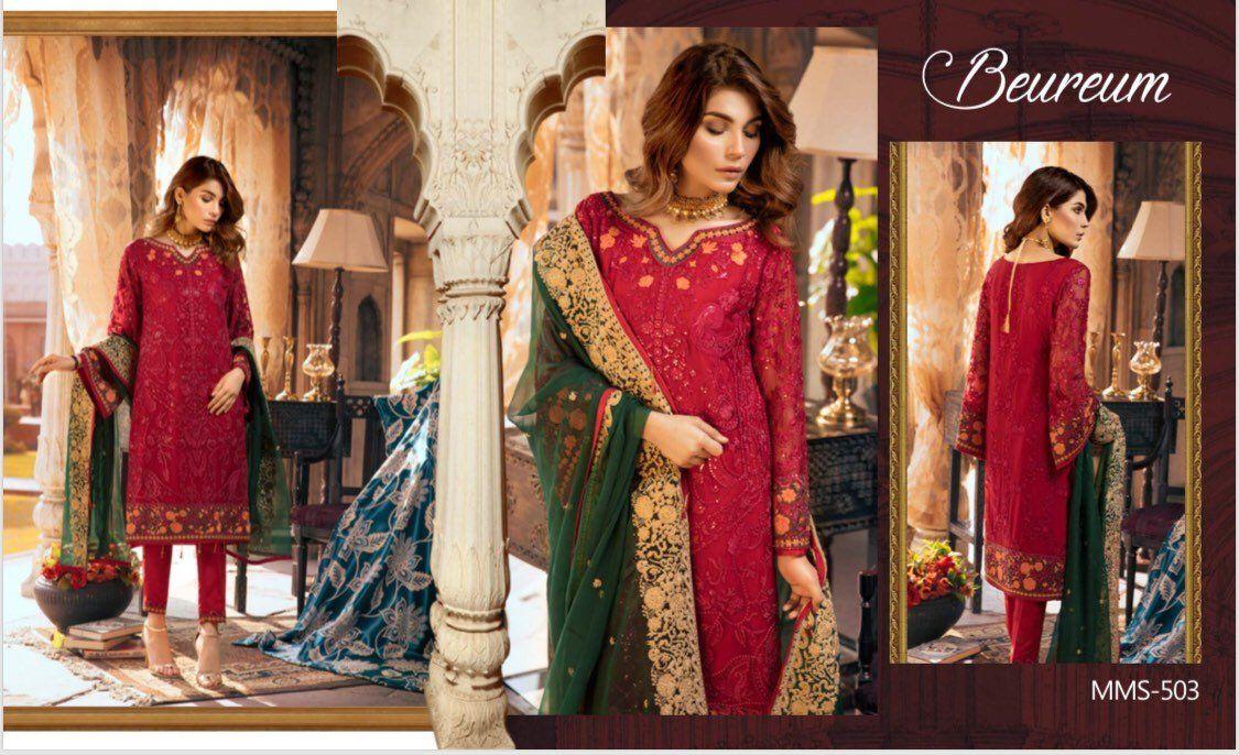 9008024b23 SHAMROCK -Original Maryum N Maria Luxury semi-bridal Collection ...