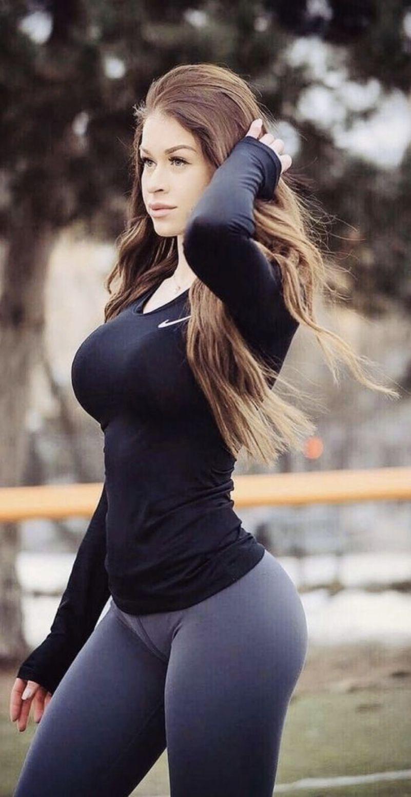 Schöne Körper Frau