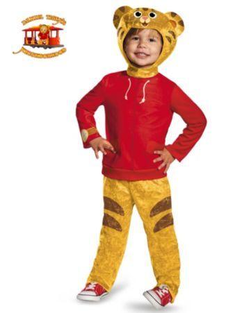 Toddler Daniel Tiger Classic Costume | Wholesale Superhero Costumes for boys  sc 1 st  Pinterest & Toddler Daniel Tiger Classic Child Costume | Pinterest | Daniel ...