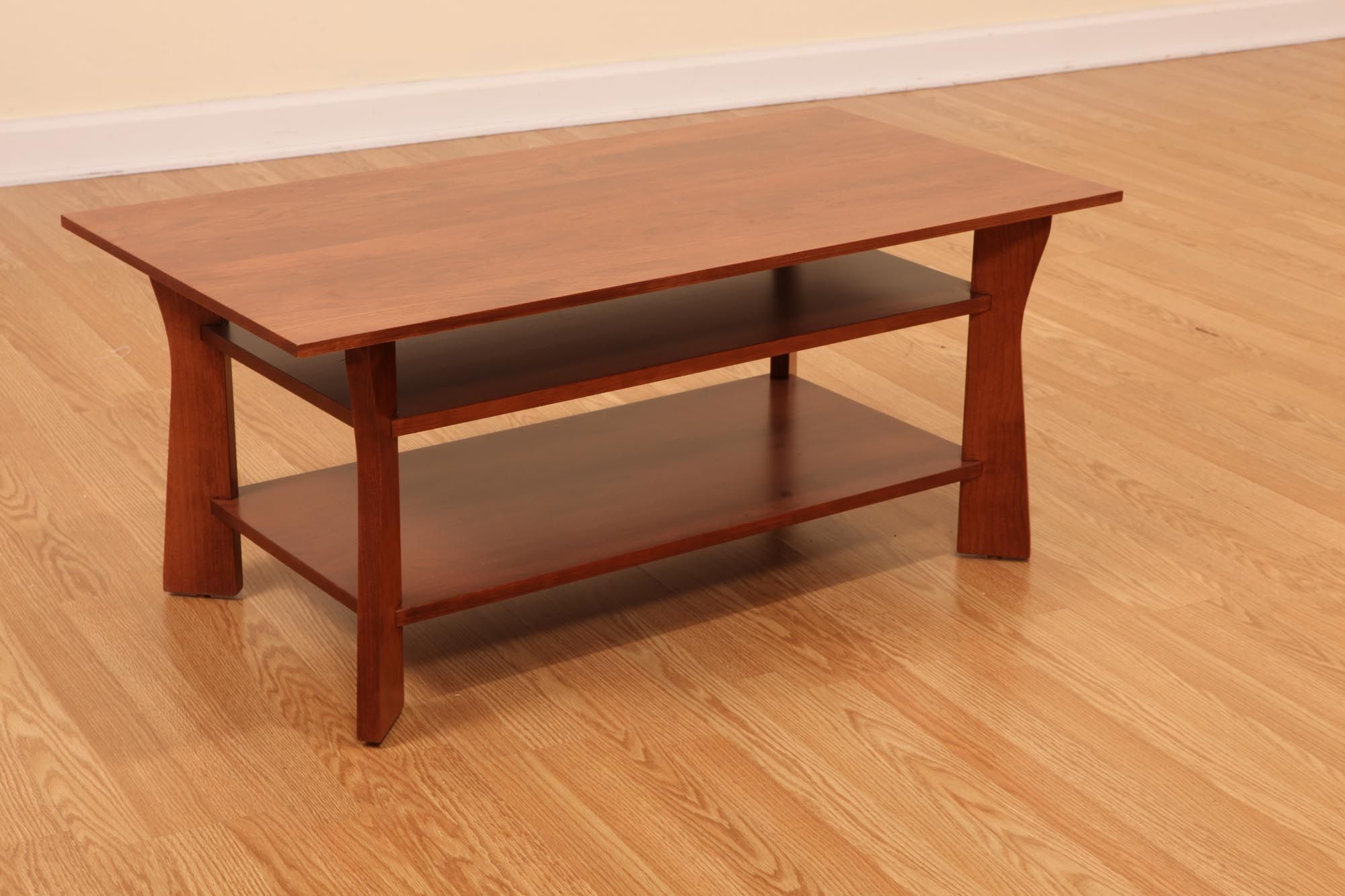 Shaker Style Cherry Coffee Table