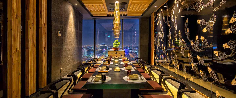 Sushi Restaurant Design aa interior design furniture - project sorae sushi restaurant