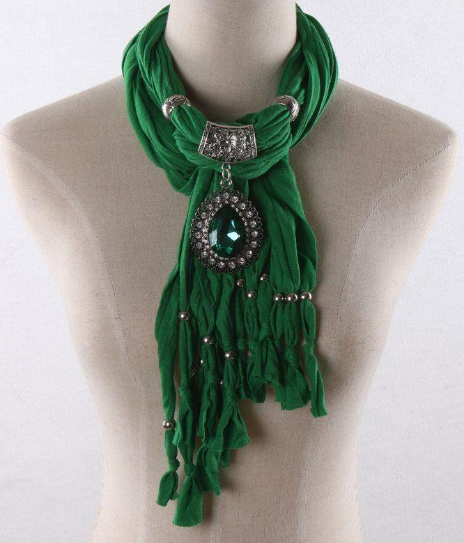 Diamond turquoise gem pendant scarf wholesale mia pinterest diamond turquoise gem pendant scarf wholesale aloadofball Choice Image