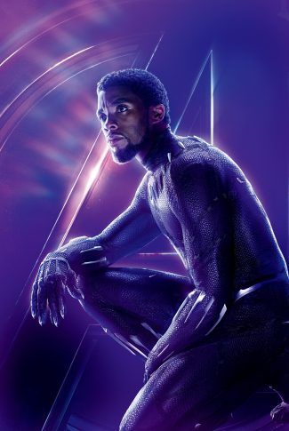 Download Avengers: Infinity War Character Poster – Black Panther Wallpaper   CellularNews