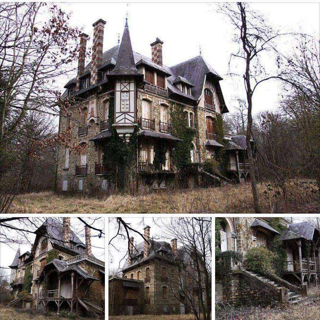Old Abandoned Houses, Abandoned Houses, Creepy