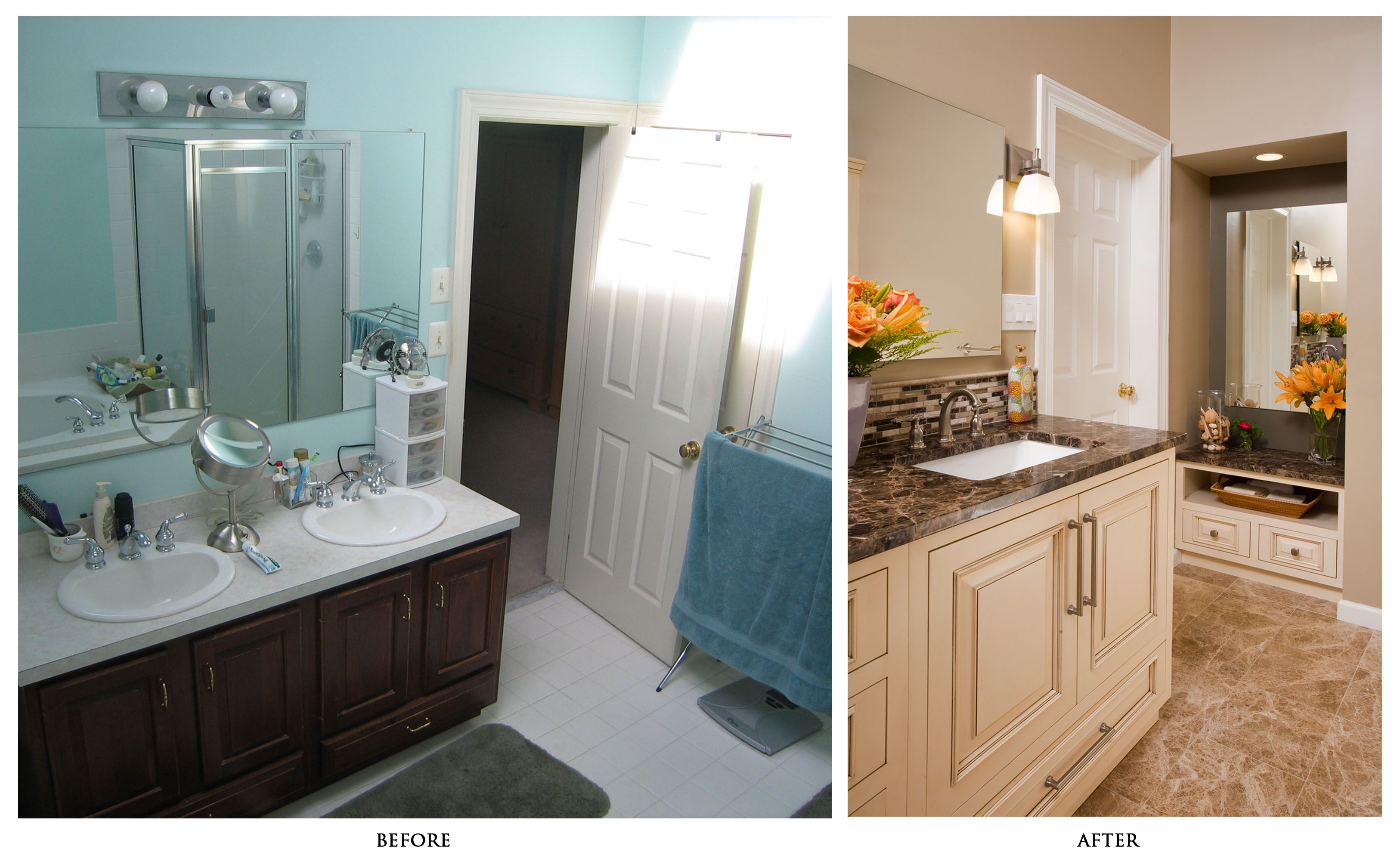 Bathroom Remodel Ideas For Small Bathrooms Bathroom Remodeling Ideas Better Homes Gardens 13
