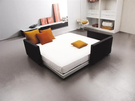 Flipper Changeable Sofa Bed Single To