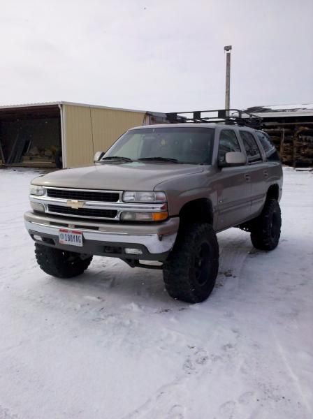 Chevy Tahoe Offroad Accessories Yukon Forum