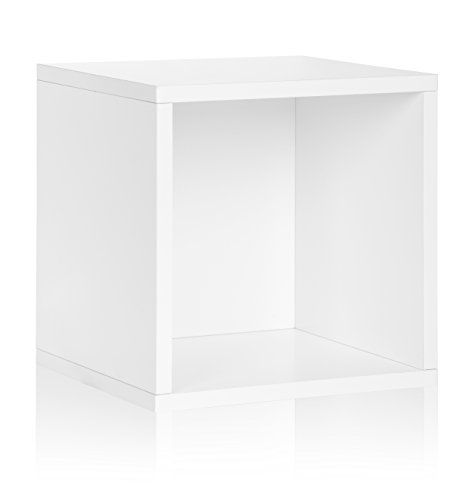 Way Basics Stackable Storage Cube (perfect for Record Album Storage), White Way Basics http://www.amazon.com/dp/B00FF2XCBW/ref=cm_sw_r_pi_dp_Y.yLub1VAJQXX