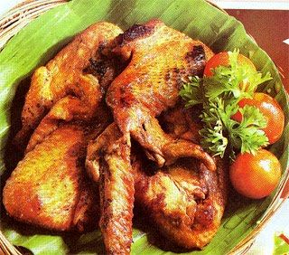 Resep Makanan Indonesia Resep Ayam Bakar Bumbu Bacem Resep Ayam Makanan Ayam Goreng