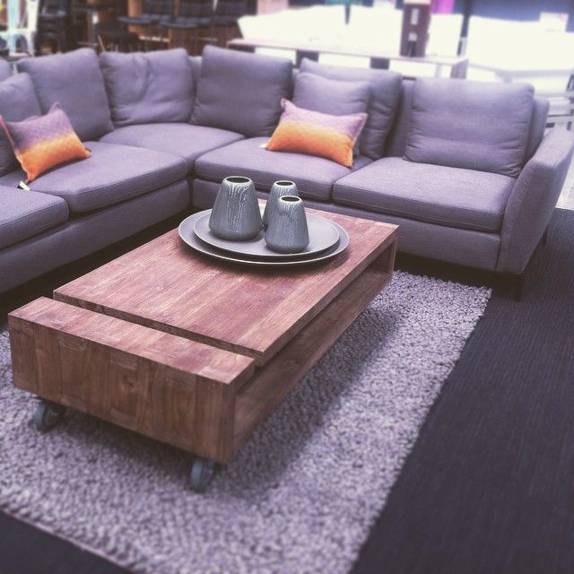 Cooper lounge suite matched with d-Bodhi coffee table ...
