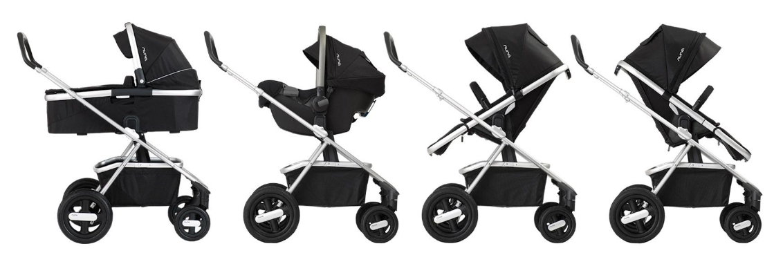 Nuna IVVI Stroller Review safest stroller for parks and