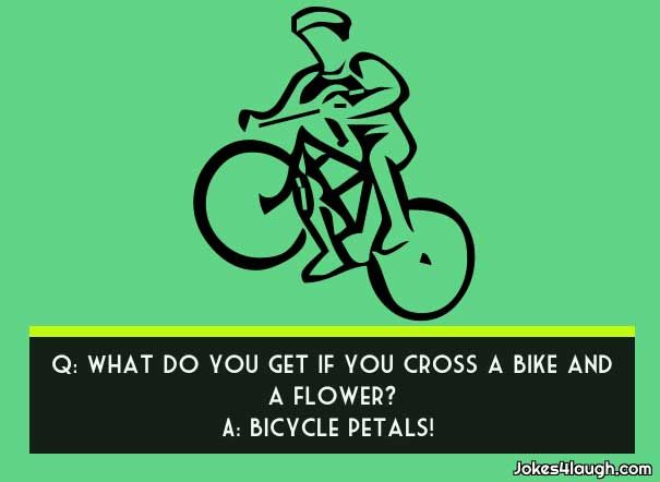 19 Funny Cycling Jokes To Get You Through The Day Jokes Memes