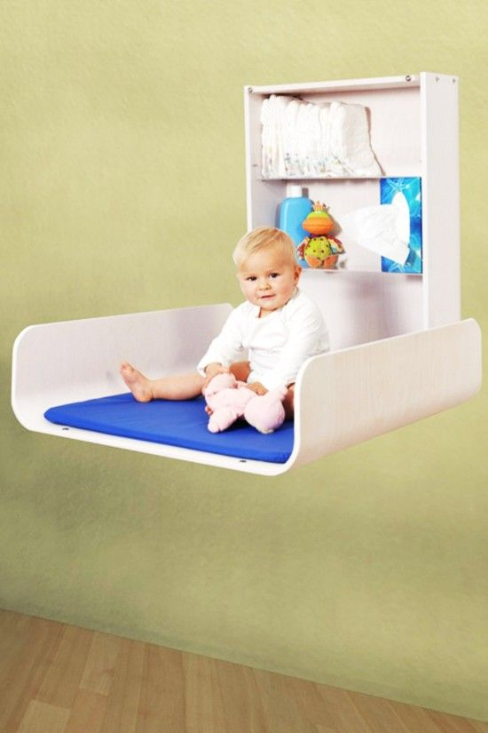 Lovely Unusual Baby Furniture Design Ideas For Small Room. Safe.