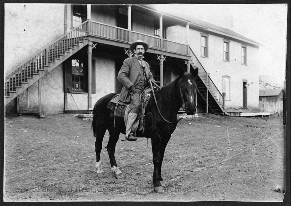 Charles Allison Stevens, Lincoln County Sheriff (1908-1911