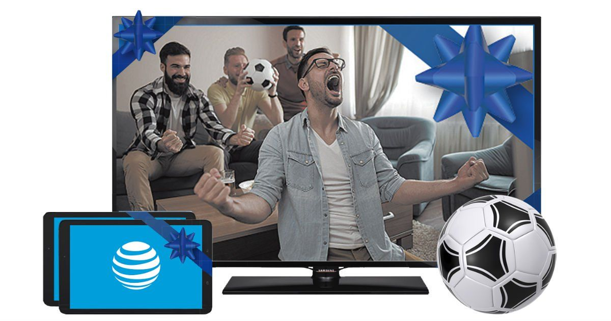 Win Over 40 Prizes from DirectTV 2018 SoccerFest