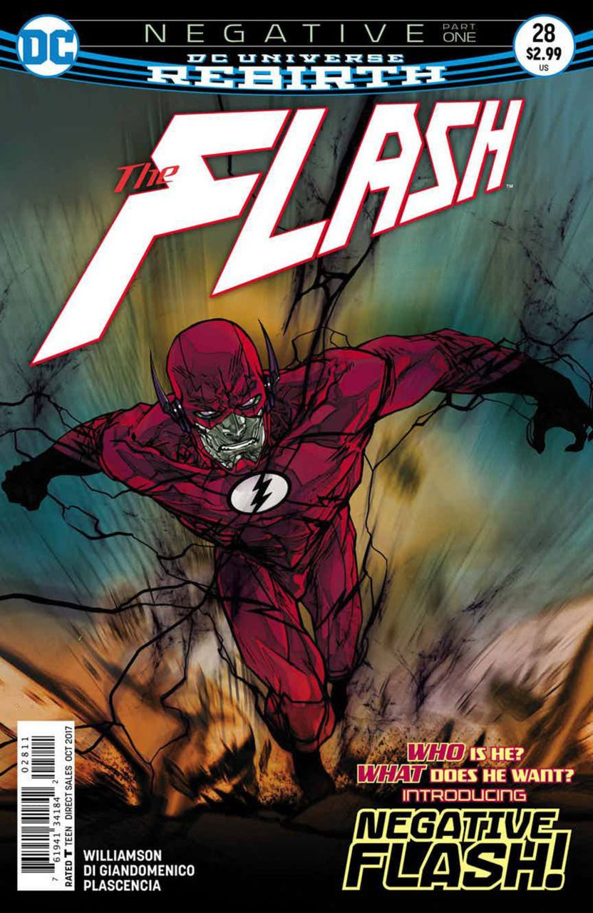NM NEW FLASH # 41 DC Universe, APR 2018