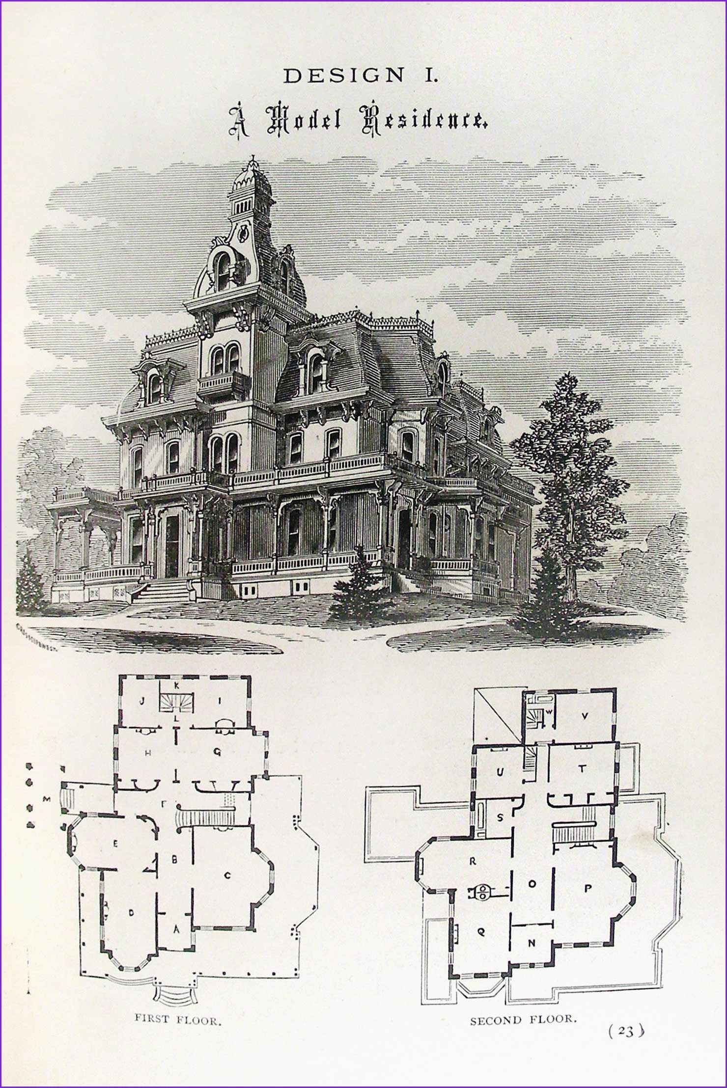 Awesome Victorian House Plans Victorian House Plans Colonial House Plans Victorian Homes