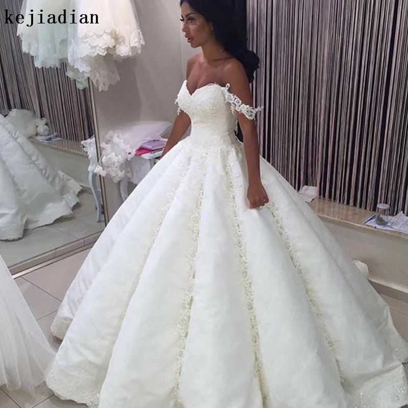 Cheap Princess Bridal Gown Buy Quality Bridal Gown Directly From China Luxury Ball Gow In 2020 Ball Gowns Wedding Princess Bridal Gown Disney Princess Wedding Dresses