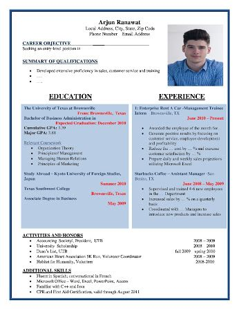 Browse our popular resume formats for all industries Resume