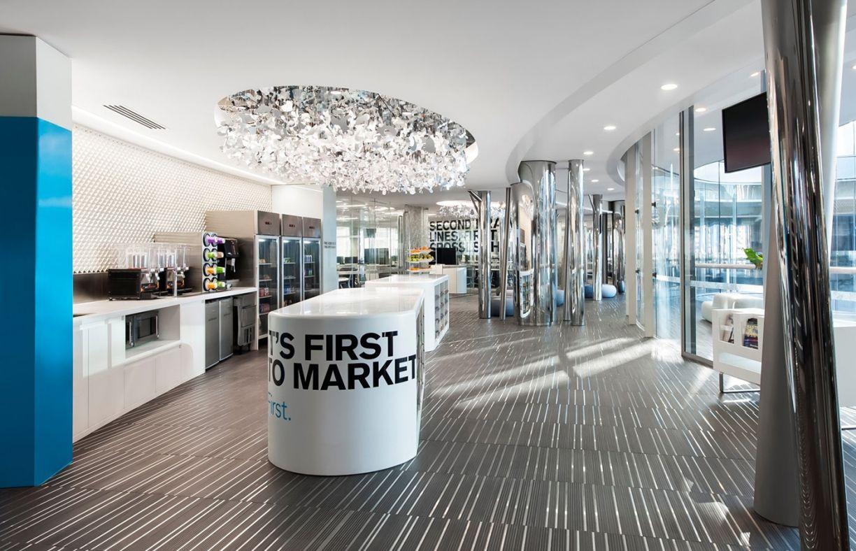 International media company sydney office i workplace i