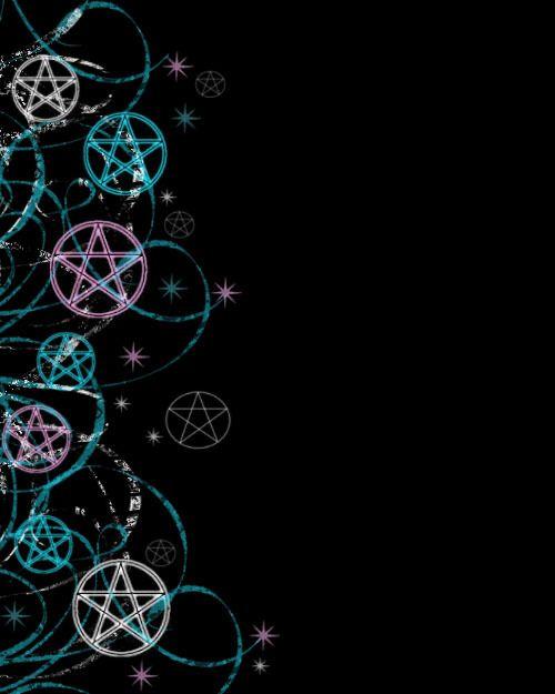 Wicca Desktop Wallpaper