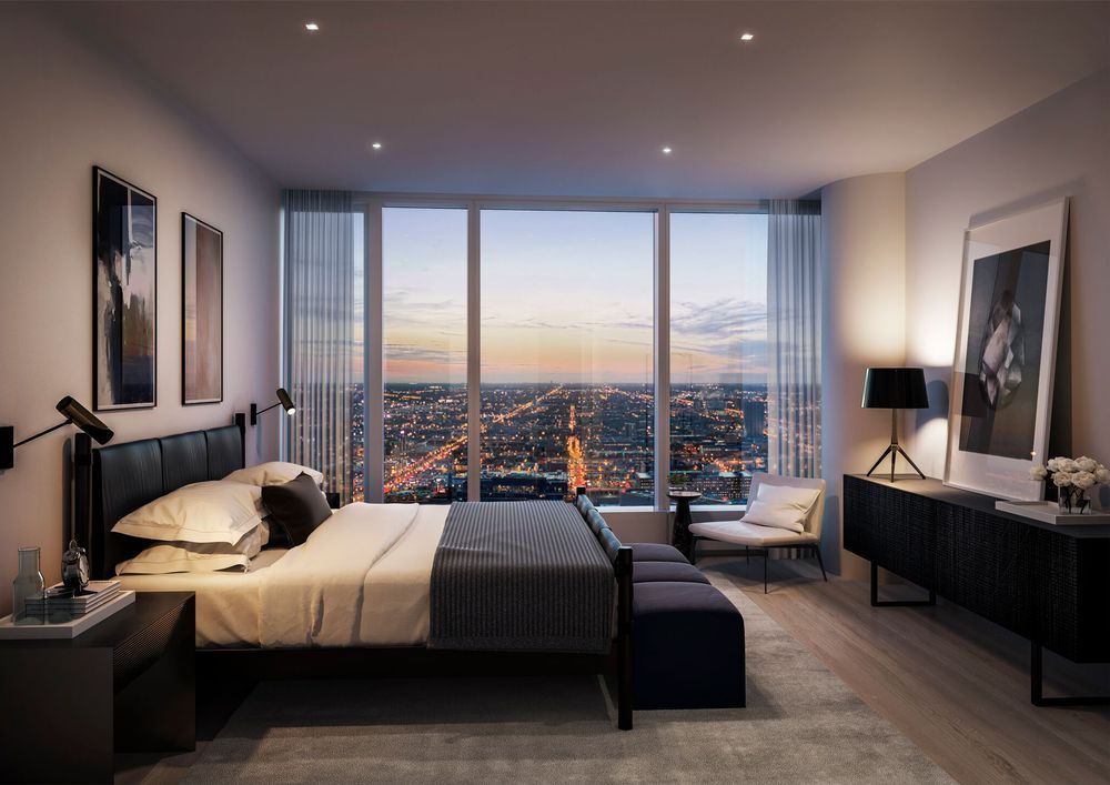 Amenities interior designs unveiled for south loops 1000m the towerimages photoshouse designsouth loopeffortkarachicagobedrooms
