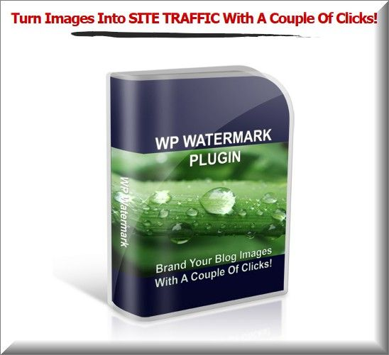 Turn images INTO site traffic with a couple of clicks