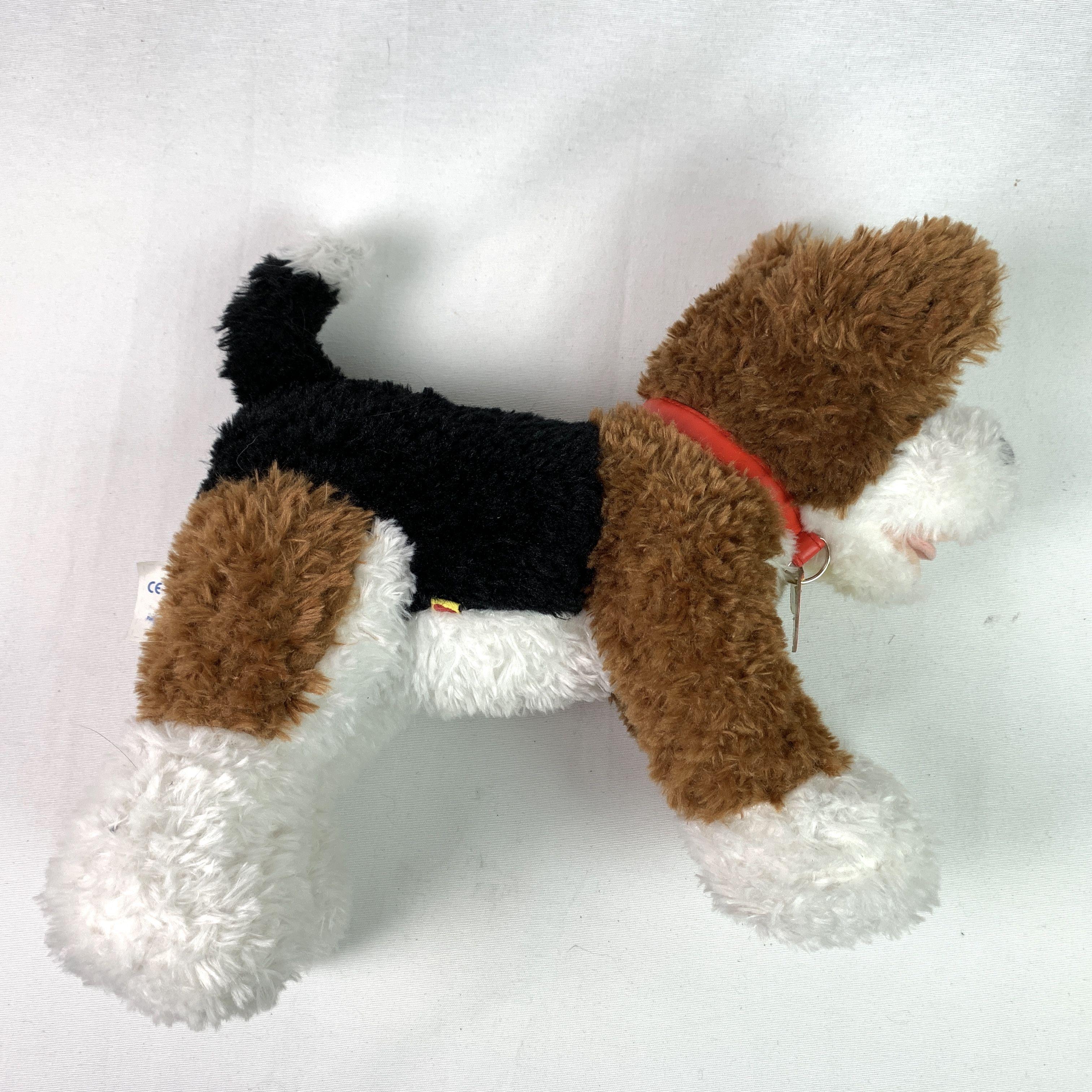 Build A Bear Beagle Dog Plush Fuzzy Brown Black White 13 Inch Red Collar Ebay In 2021 Beagle Dog Plush Beagle Build A Bear [ 3024 x 3024 Pixel ]