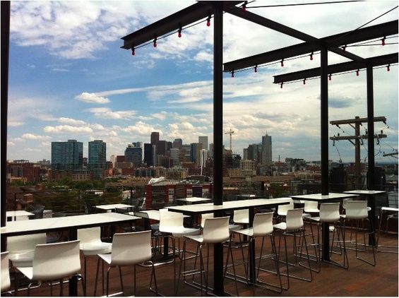 Perfect Head To Linger For Cocktails On One Of The Best Rooftops In Denver.
