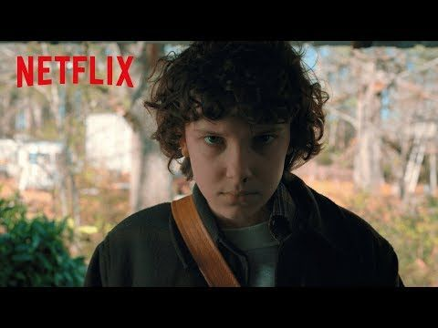 NETFLIX Original STRANGER THINGS 2! A Must See along with