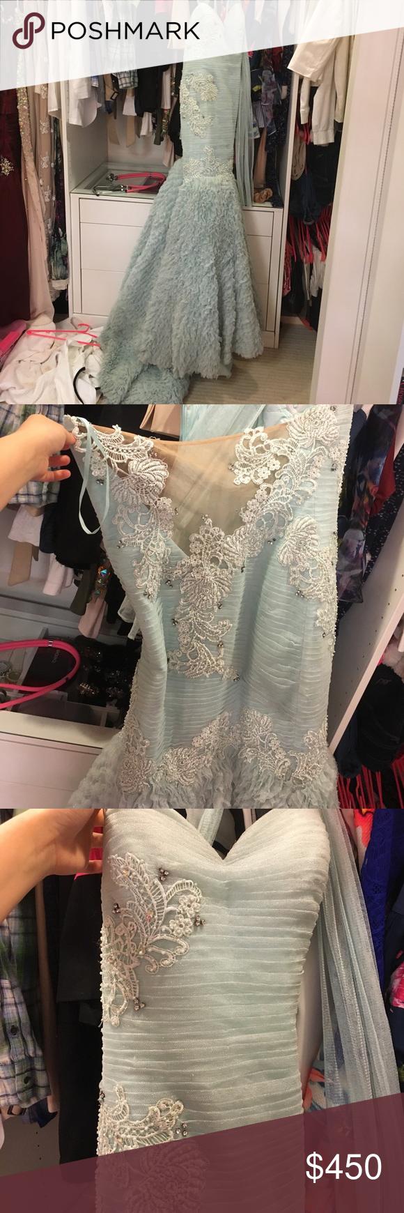 Prom dress jovani original w tags attached originally long