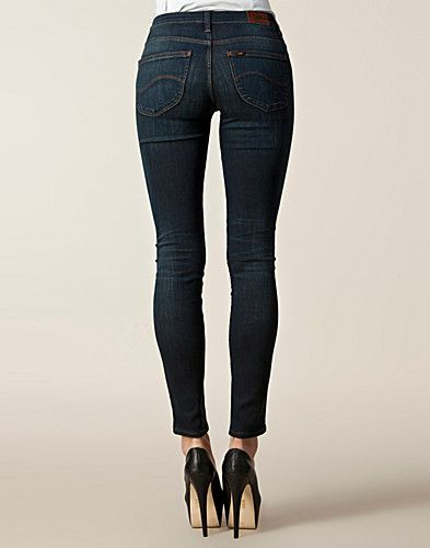 9731ae34 JEANS - LEE JEANS / SCARLETT GOLDEN JEANS - NELLY.COM Lee Jeans, Skinny