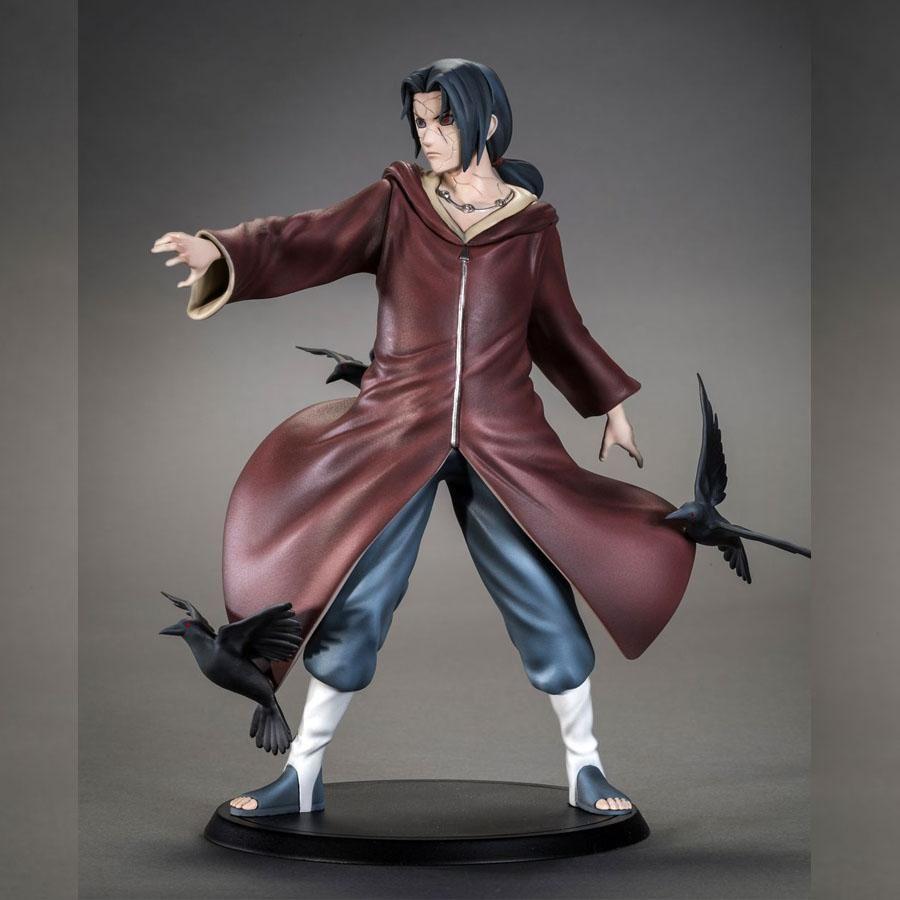 New limited edition Itachi action figure. Naruto collectable model |  Itachi, Itachi uchiha, Anime