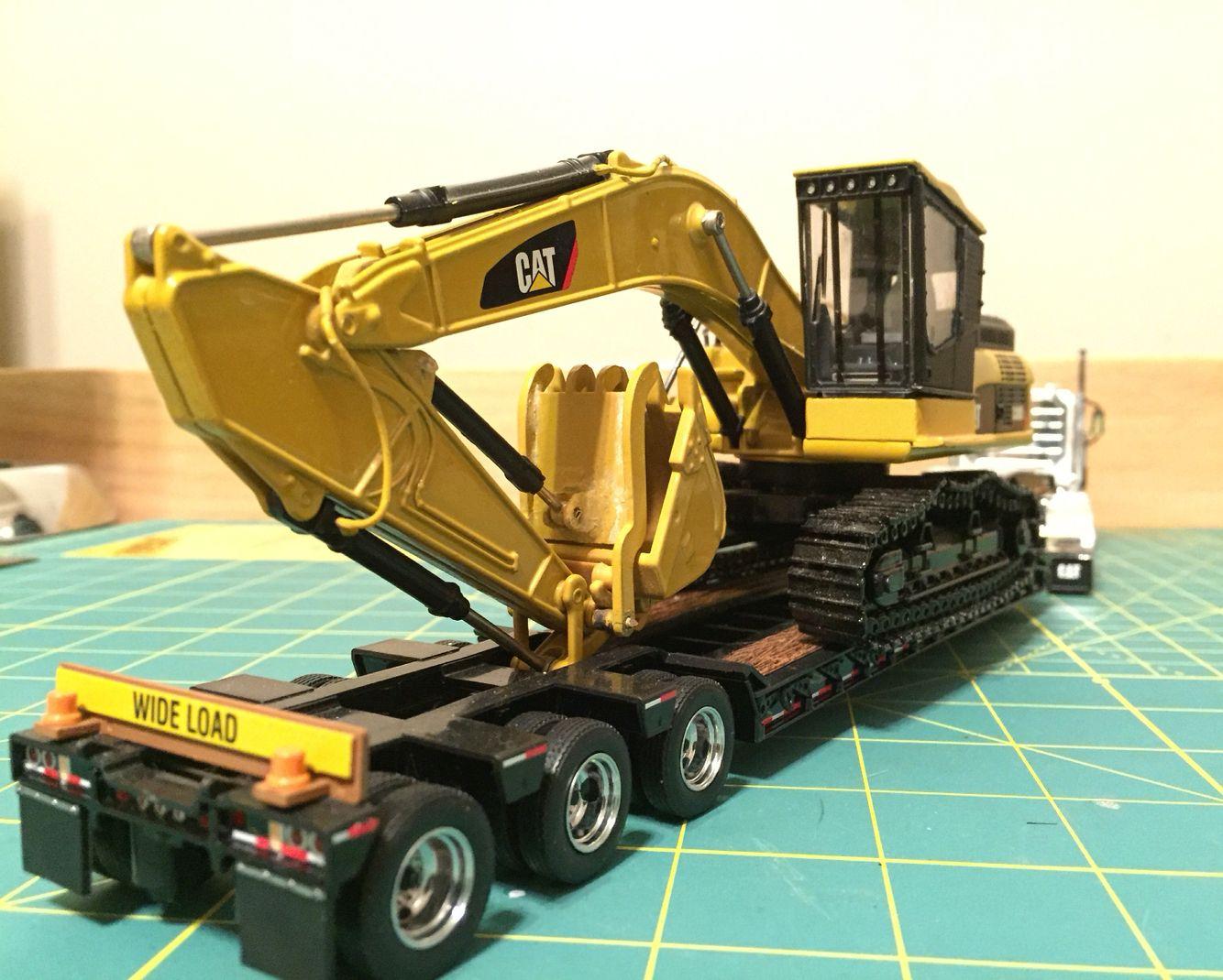Cat 330 roadbuilder | Diecast construction | Rc construction