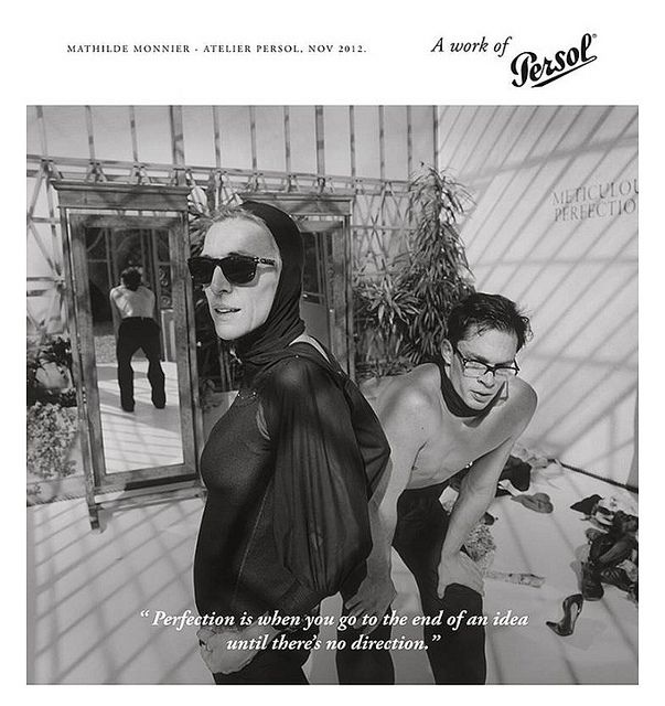 Sunglass Hut Ad: Persol, Advertising Campaign, Eyewear