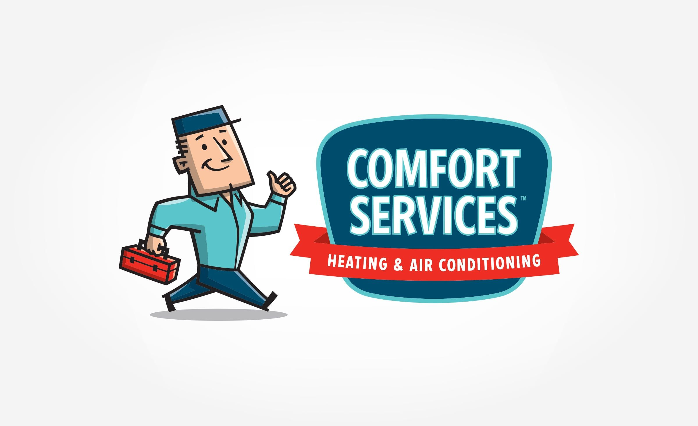 Comfort Services Heating & Air Conditioning KickCharge