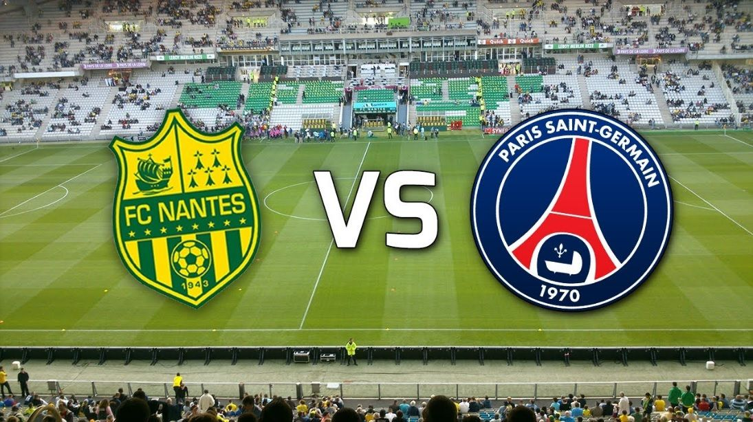 Foot Streaming En Direct Nantes Psg De Ligue 1 11 Mai 2016 Nantes Psg Match De Foot