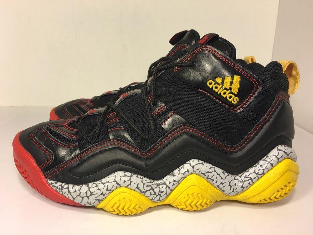 Adidas Top Ten 2000 Junior GS Basketball Shoes Style