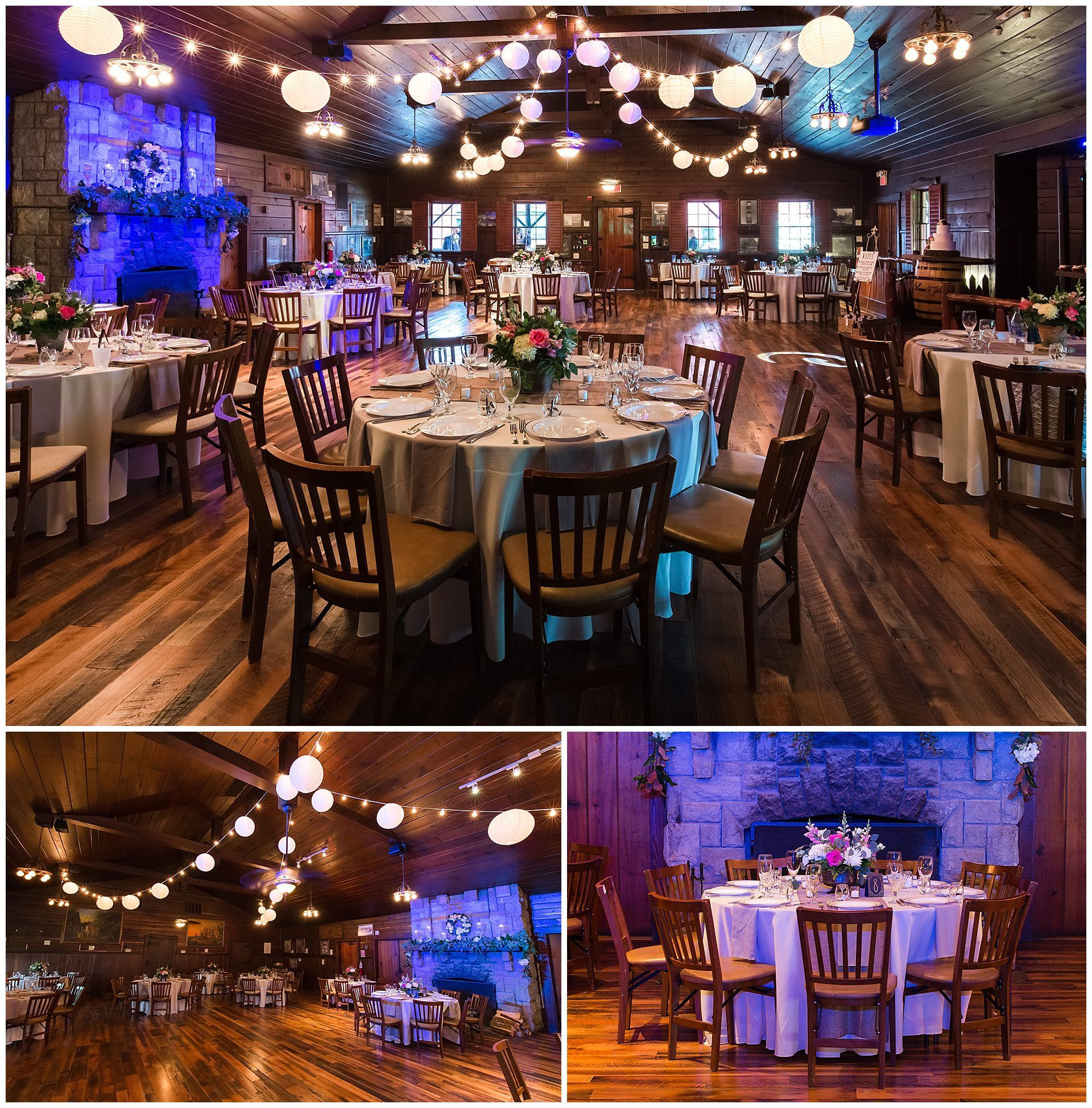 Indian Wedding Reception Food Menu: Spring Wedding At Buffalo Trace Distillery In Frankfort