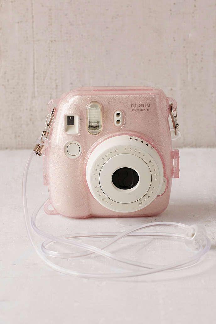 Fujifilm Instax Mini 8 Glitter Hard Shell Camera Case