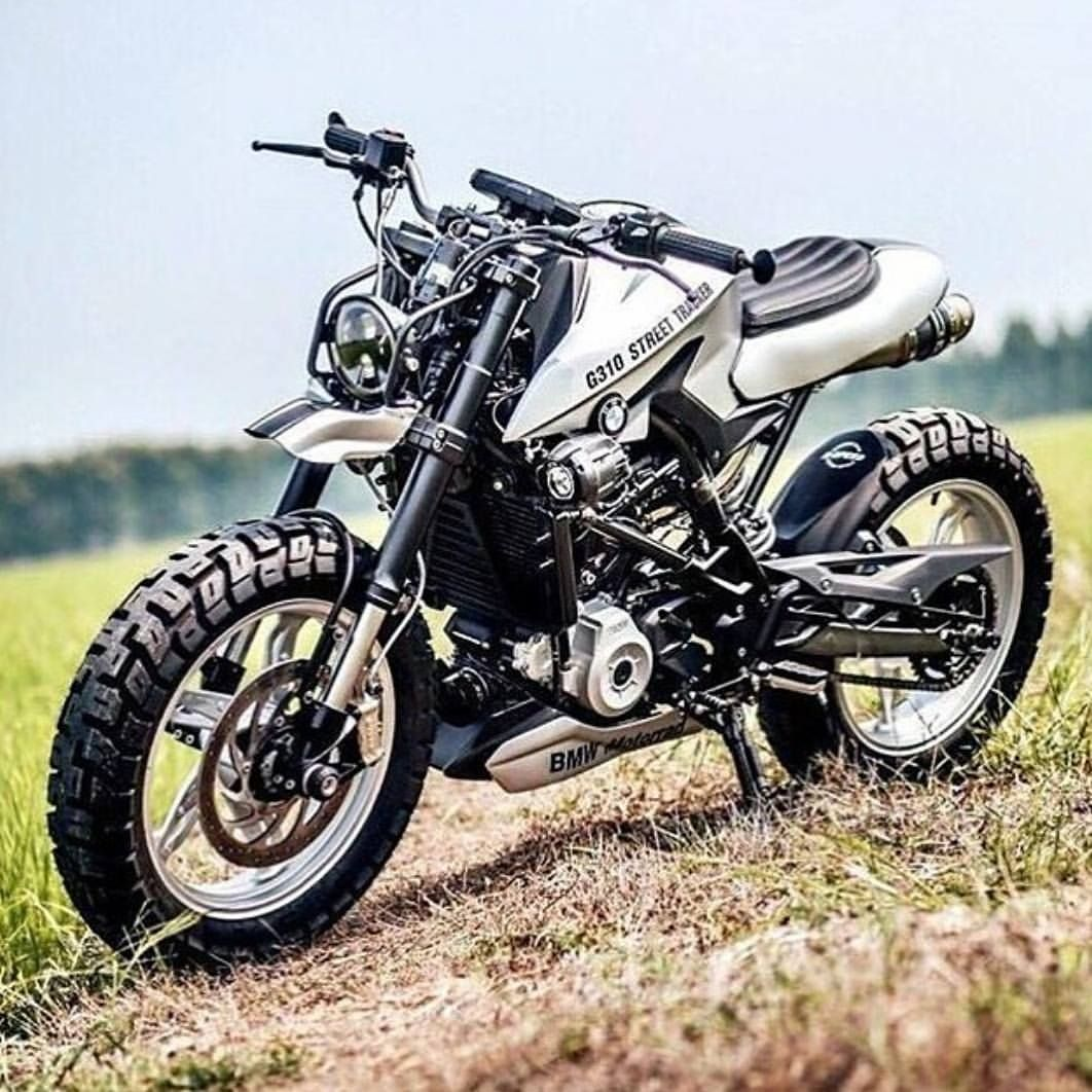 Bmw G310 Tracker Moto Bmw Motorcycle Bike Motorcycle Scrambler