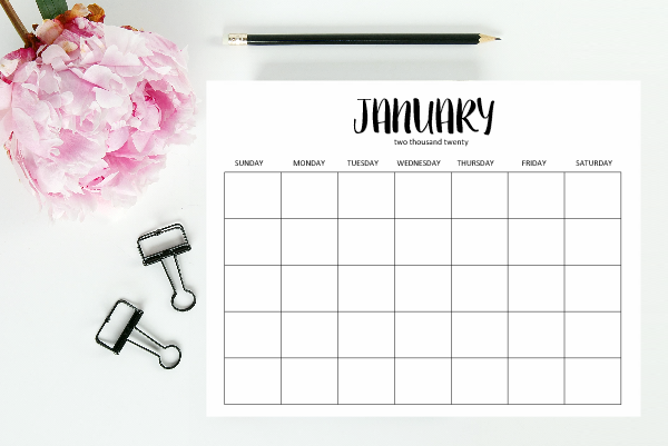 Microsoft Word Monthly Calendar Template from i.pinimg.com